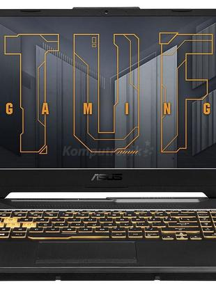 Ноутбук ASUS TUF Gaming Eclipse Gray FX506HE-HN008T 16/512Gb /...