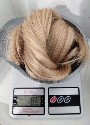 Славянские волосы для наращивания тресы