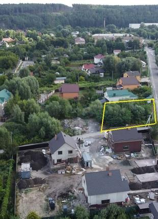 Продаж ділянки 8 соток в селі Гнідин. Вулиця Франка, та Заводська