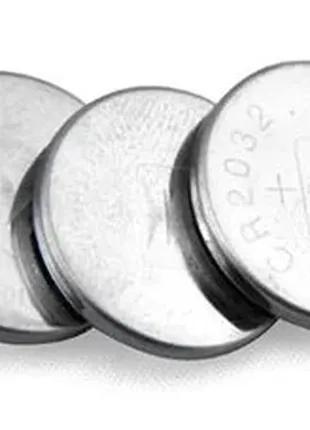 """Батарейка литиевая CR2032 """"таблетка"""" 0001"""