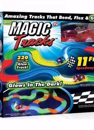 Magic Track 220 деталей