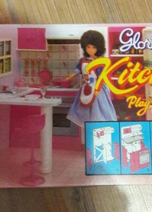 Мебель для барби ТМ Глория кухня в наличии.