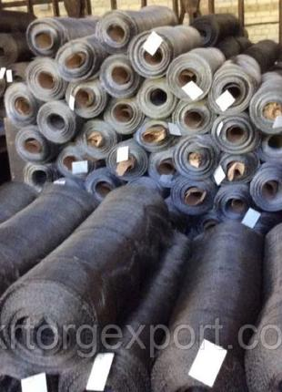 Сетка нержавеющая металлическая, тканая, полутомпаковая, фильтров