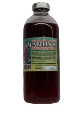 Настойка спиртовая Заманиха (эхинопанакс высокий) натуральные ...