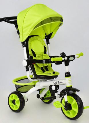Детский трехколесный велосипед DT 128 Best Trike Ева колеса