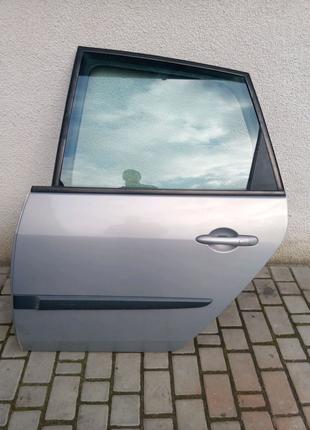 Двері  Рено Сценік 2 лівий зад Renault scenic 2