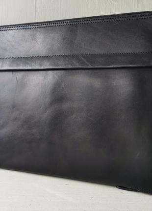 Filofax кожаная папка а4