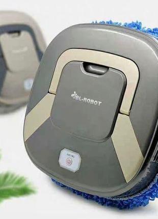 Умный робот-уборщик дома JBL для влажной и сухой уборки тверды...