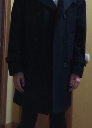 Пальто+шарф в подарунок