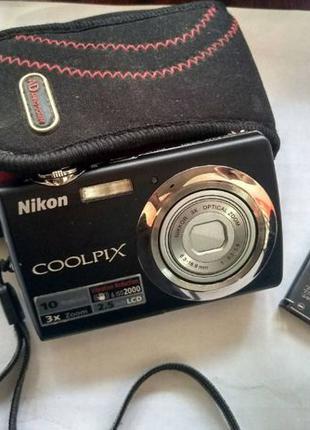 Nikon coolpix s220 фотоаппарат