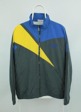 Винтажная ветровка reebok windrunner vintage jacket