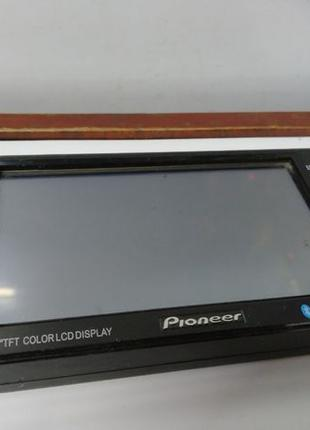Съемная панель на магнитолу pioneer