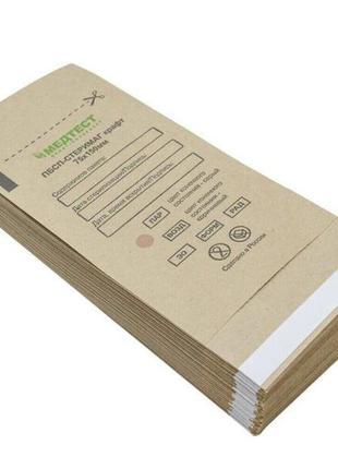 Крафт пакет, 7,5*15 см