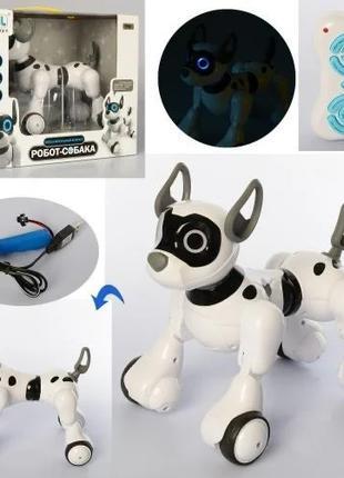 Собака интерактивная на радиоуправлении (робот - собака) 20173-1