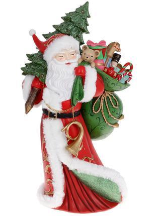 Декоративная фигура Санта с мешком подарков, 52.5см BonaDi 838...