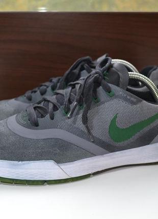 Nike sb paul rodriguez 9 elite 44р кроссовки кожаные, оригинал