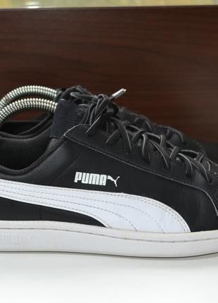Puma 42р кроссовки кожаные, оригинал.