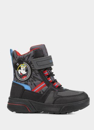 Сапоги ботинки  зимние geox sveggen abx новые