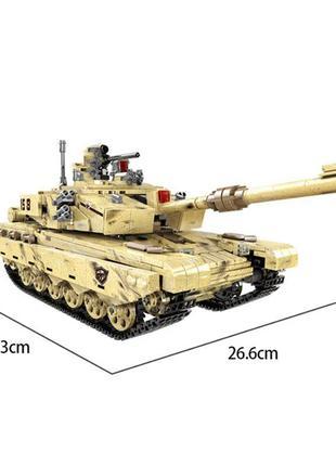 """Конструктор XingBao XB-06021 """"Военный Танк T-99"""", 1340 дет"""