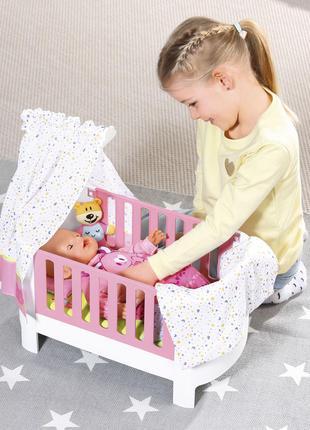 Кроватка для куклы BABY born - Спокойной ночи беби борн