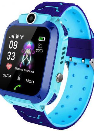 Смарт-часы Smart Baby Watch Q20 Waterproof