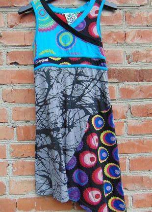 Платье для девочки 13-14 лет.