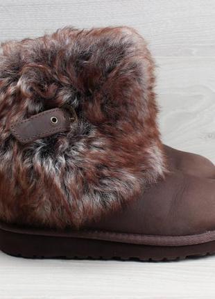 Зимние детские сапоги / ботинки ugg оригинал, размер 31 (с мехом)