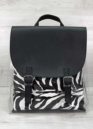 Рюкзак женский силиконовый