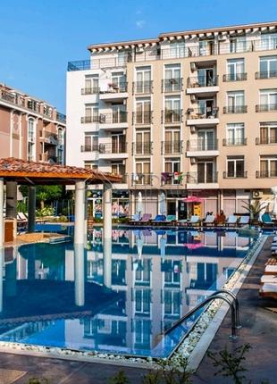 Шикарные апартаменты в Болгарии