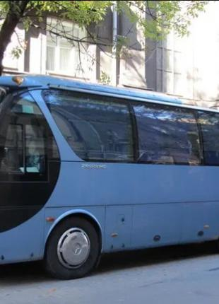 Пасажирські перевезення по Україні та Європі на 30 місць/Вигідно