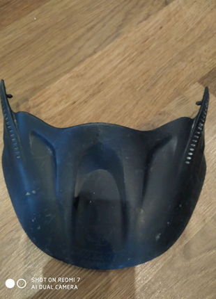 Козырек для маски. Пейнтбол