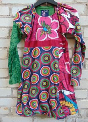 Платье для девочки 13-14 лет, desigual.