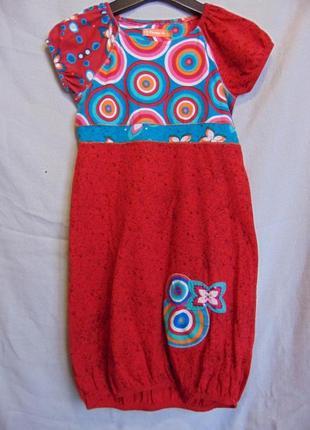 Платье для девочки 11-12 лет, desigual