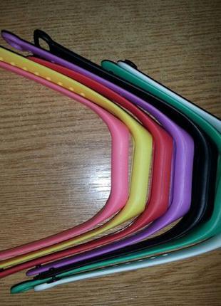 Запасной / сменный ремешок для фитнес браслета Mi Band 1, 2, 3