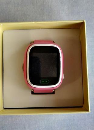 Б/у Детские умные часы Q90