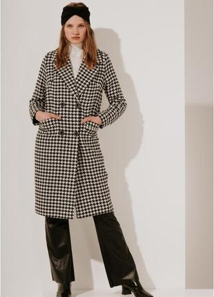 2020! valentir шерстяное пальто прямое классическое с поясом. ...