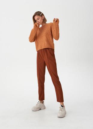 Зауженные брюки типа jogger, джогеры с карманами