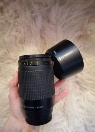 Продаю объектив NIKKOR AF Zoom 70-300mm f/4-5.6G