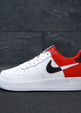 Кроссовки Nike Air Force Low NBA. Кросівки Найк Аир Форс НБА. ...