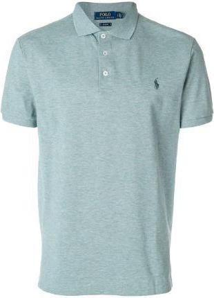 Мужская футболка поло Polo Ralph Lauren Polo Shirt Slim-Fit Ор...