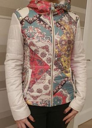 Куртка весна осень, демисезонная