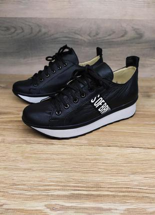 Кожаные кроссовки 36 37  39  размера , женские кроссовки , шкі...