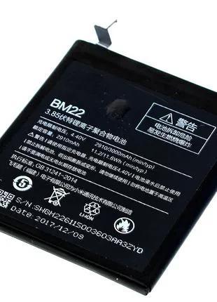 Аккумулятор Xiaomi Mi5/Mi5 Pro (BM22) 2910/3000 mAh
