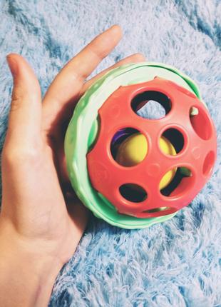 Игрушка погремушка для малышей