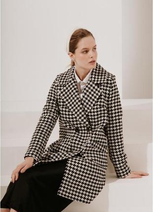 2020! valentir шерстяное классическое укороченное пальто (есть...