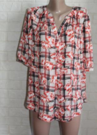 Блузка m&co в идеальном состоянии xl