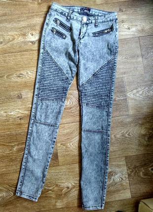Стрейчевые джинсы, варенки