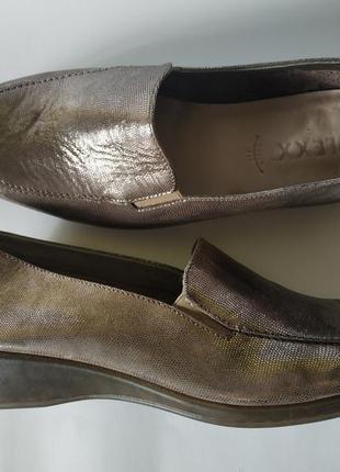 The flexx новые туфли, балетки, эспадрильи, лоферы, кожа