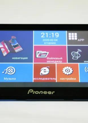 7'' Планшет Pioneer 7008 - GPS+ 4Ядра+ 8Gb+ Android