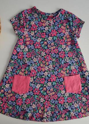Платье на 2-3